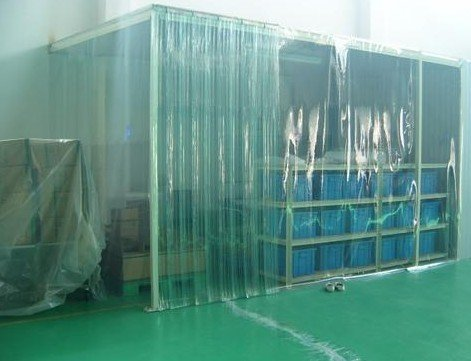 Antistatic Pvc Strip Curtains