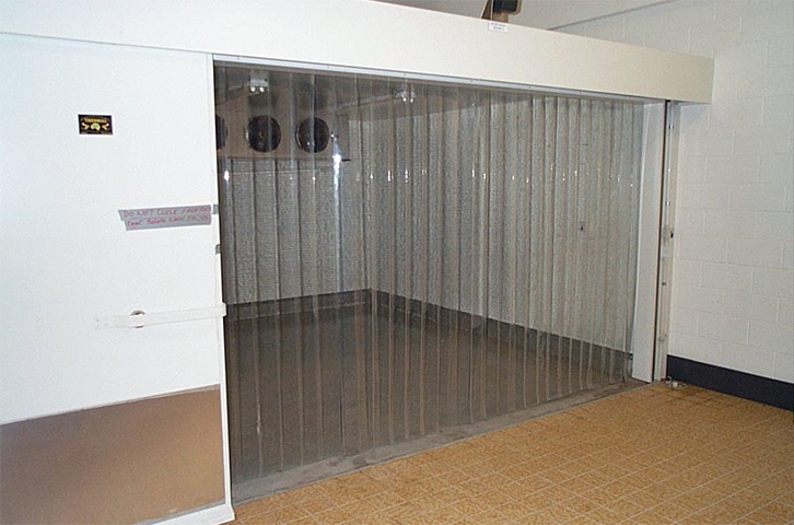 cold room and refrigerator pvc strip curtains
